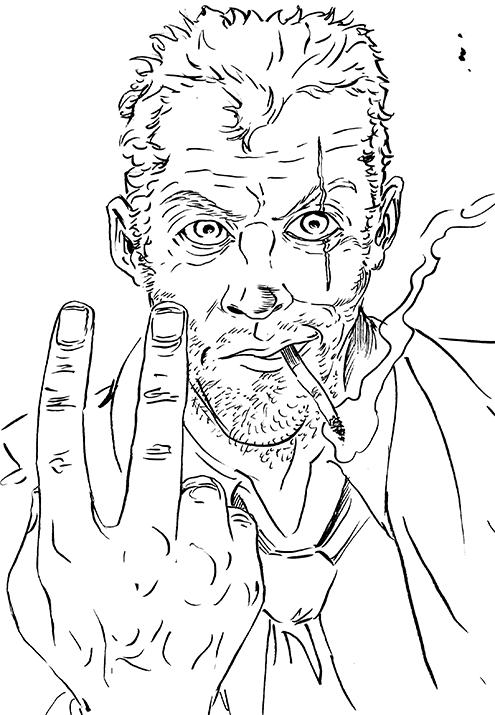 20. John Constantine, Hellblazer