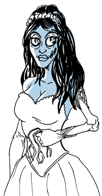 090 – The Corpse Bride