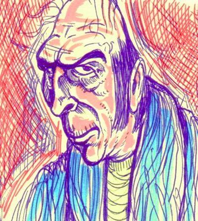092 – Creepy Old Man