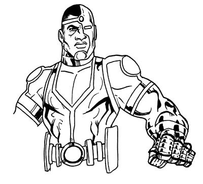 249 – Cyborg
