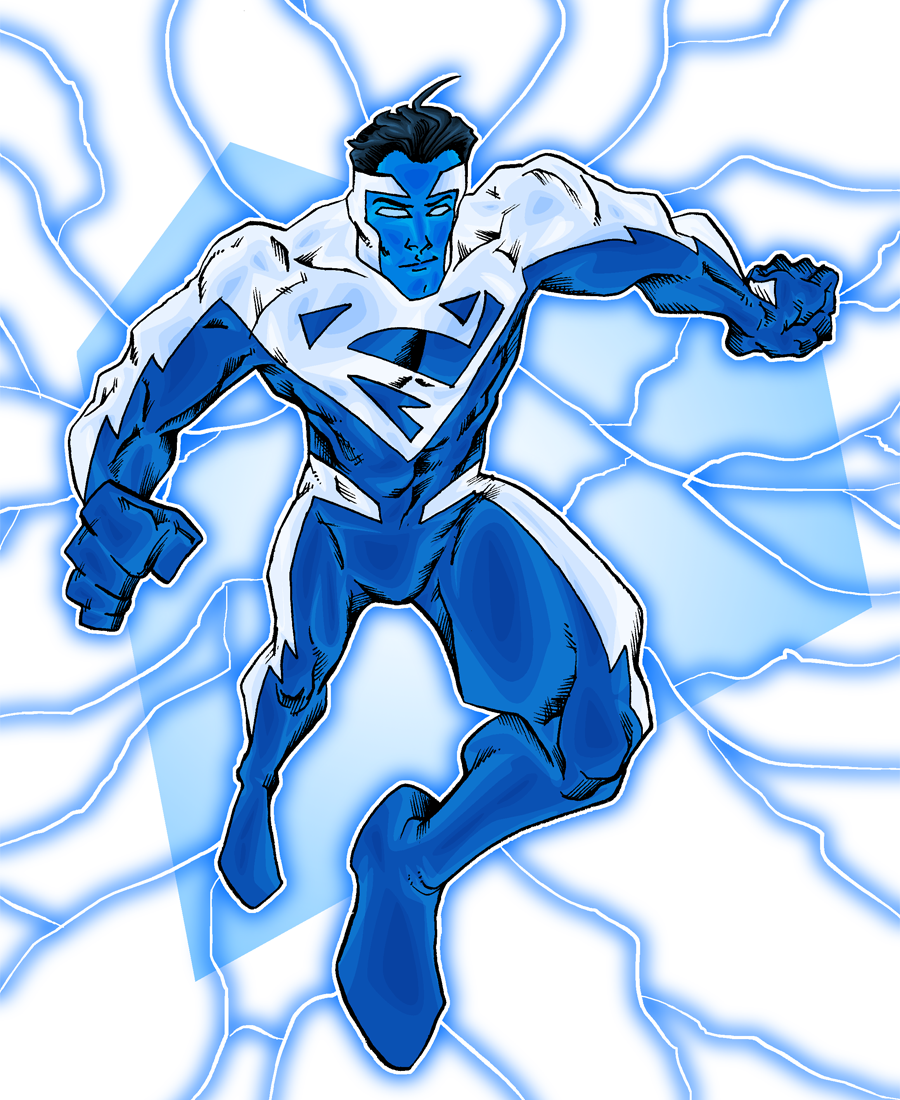 37. Electric Superman