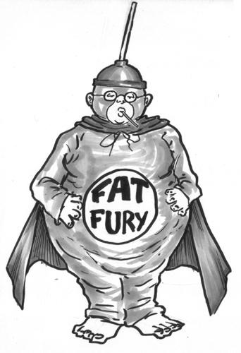 331 – Herbie, The Fat Fury