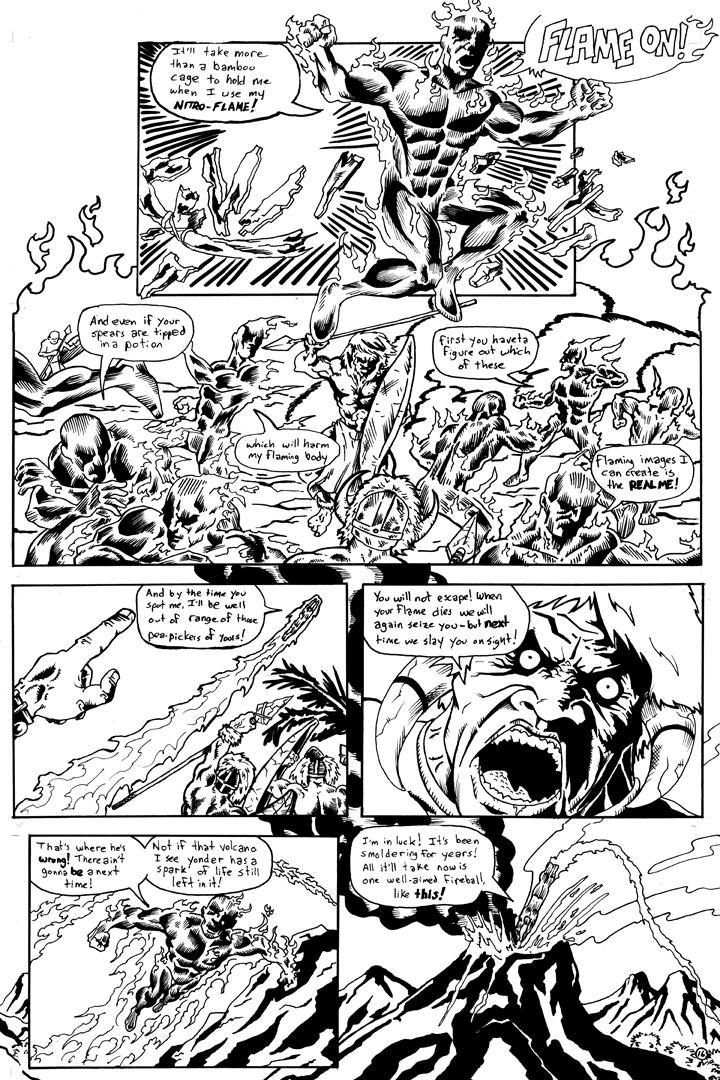 Fantastic Four No. 9, Page 16