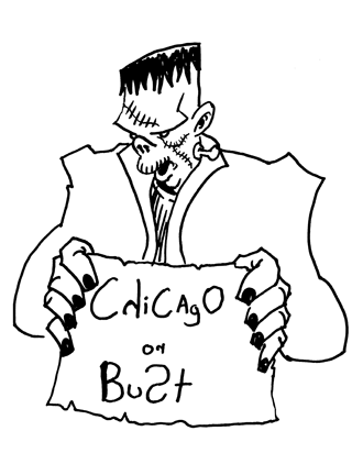 Frankie Goes to Chicago