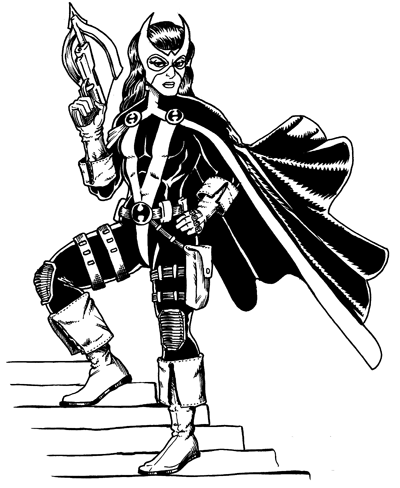 214 – Huntress