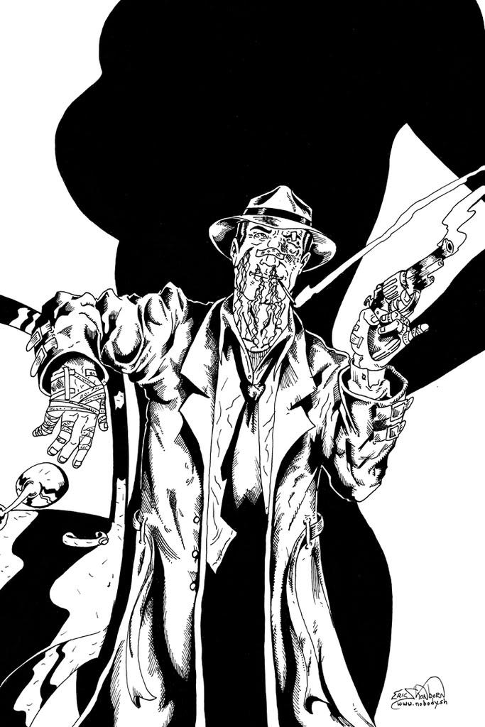 Jack Spaulding, Private Dick