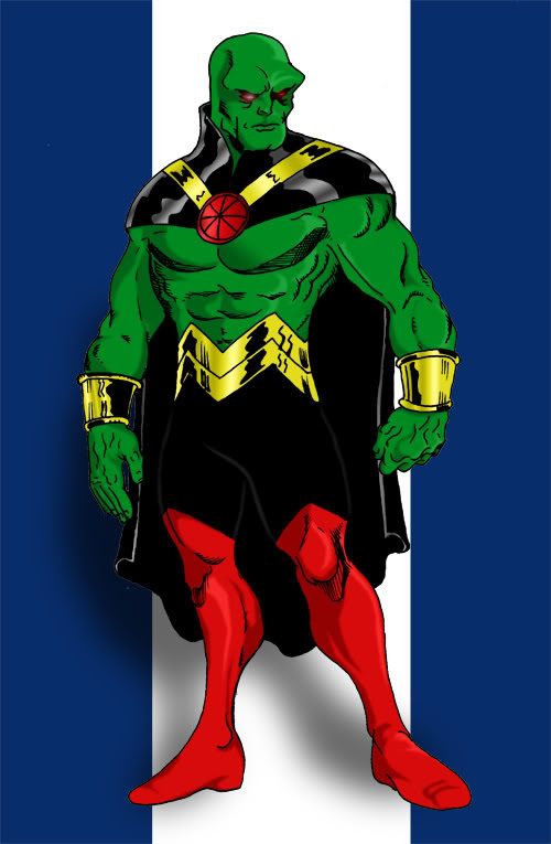 J'onn J'onzz: The Manhunter from Mars