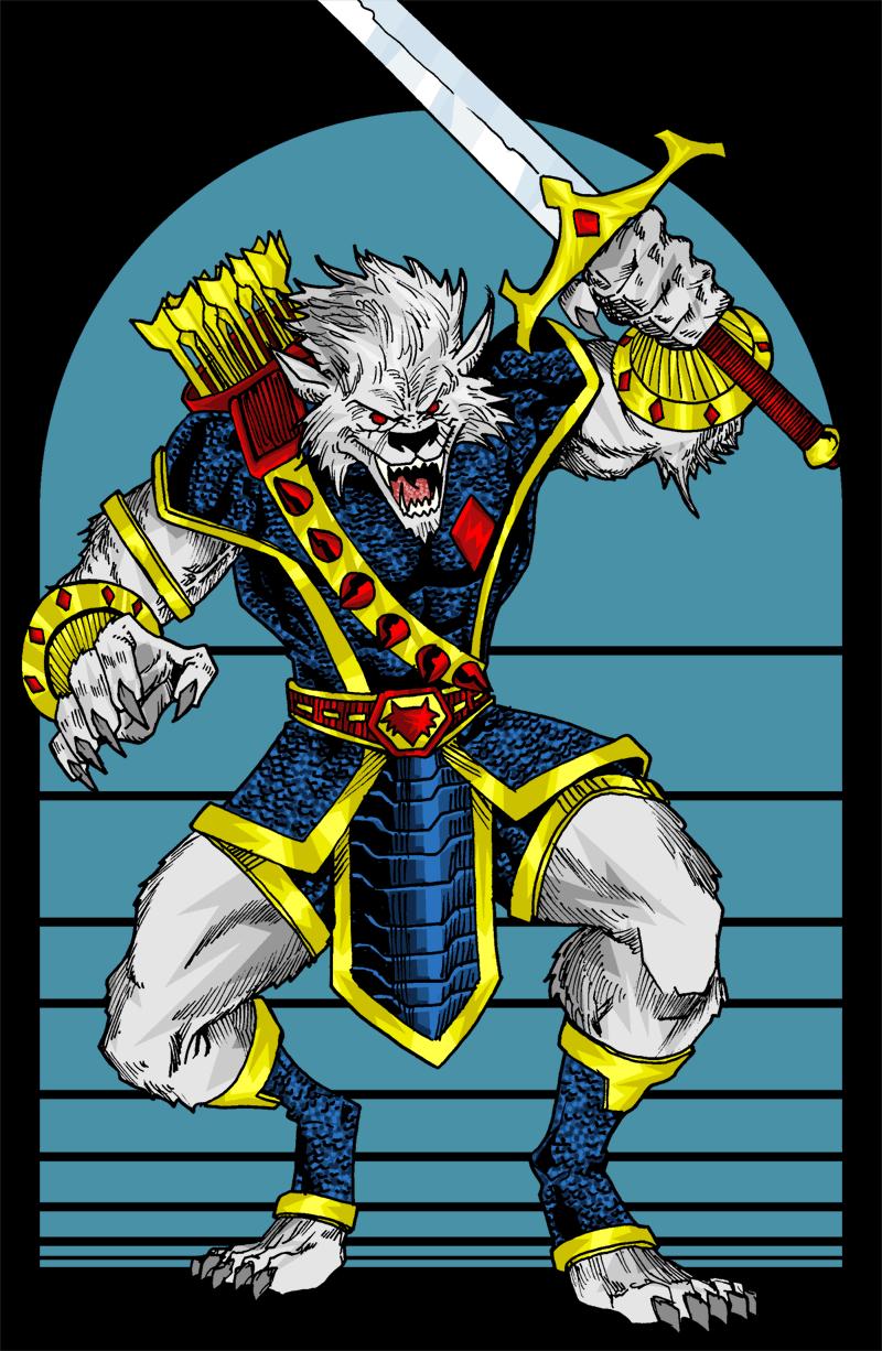 075 – Man-Wolf