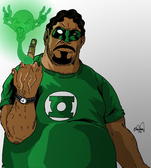 In Brightest Day, In Blackest… oooh Pizza!