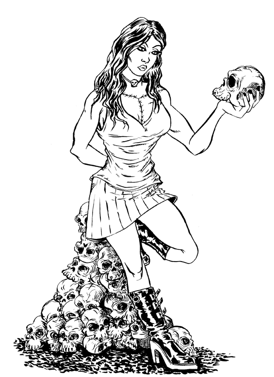 296. Marlena Midnite