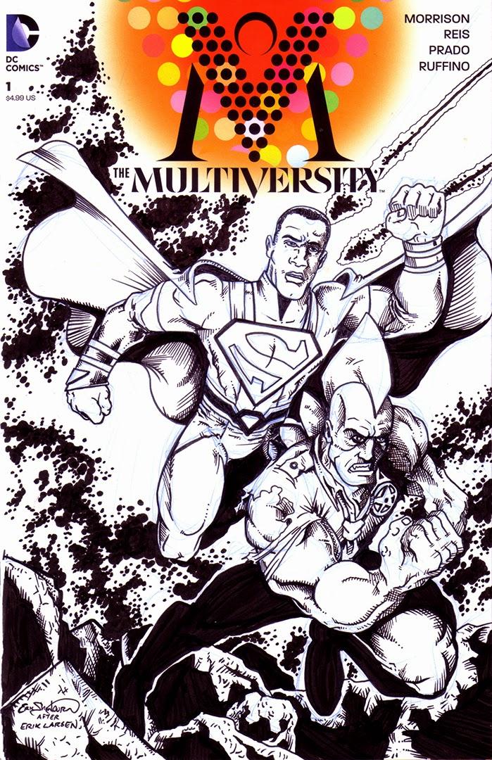 Multiversity Cover