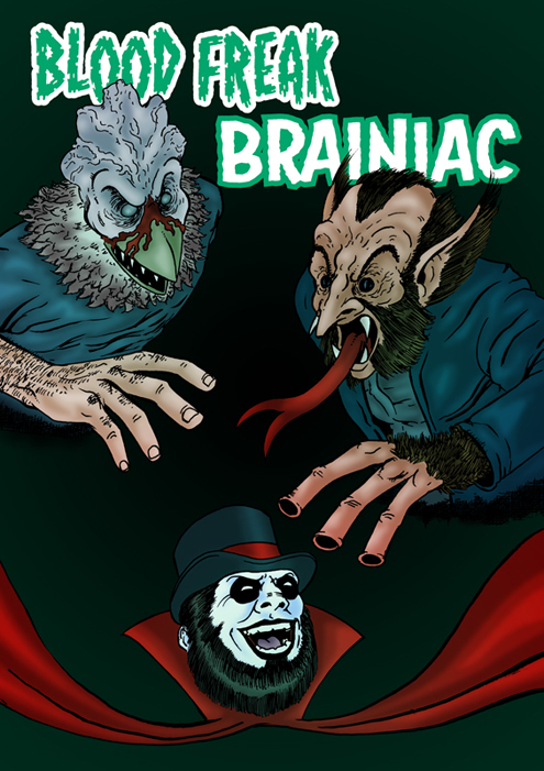 New Shock Theater Live: Blood Freak/Brainiac