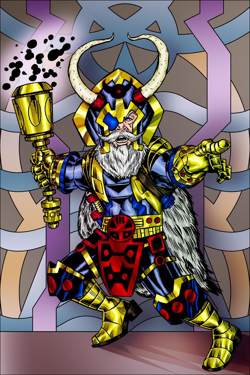 279 – Odin