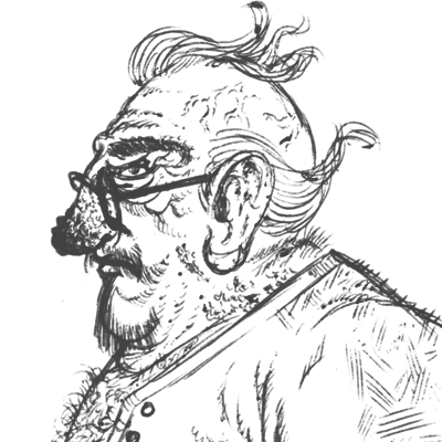 044 – Self Portrait