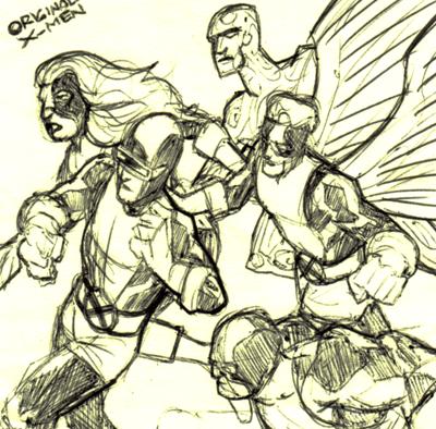042 – Original X-Men