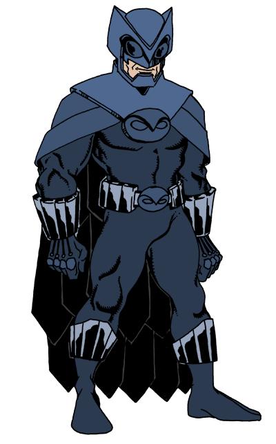 047 – Owlman