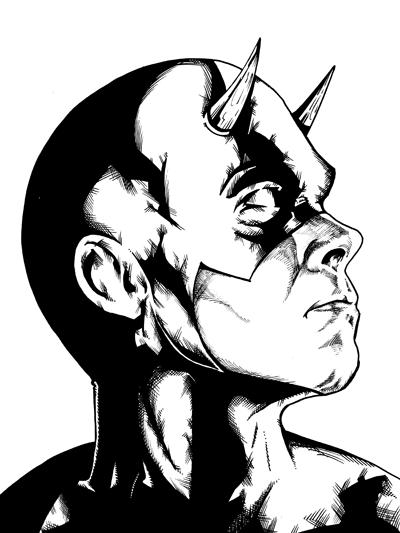 237 – Daredevil Portrait