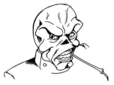 185 – Red Skull