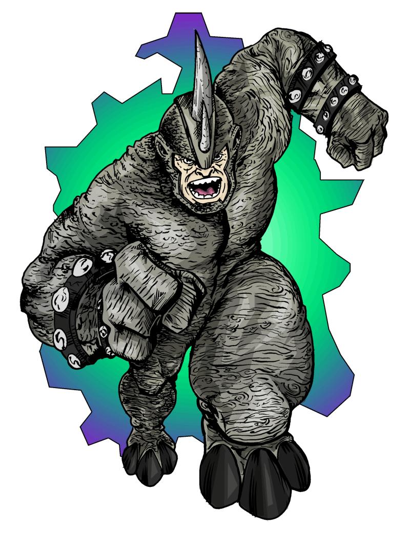 064 – The Rhino