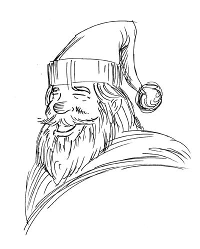 328 – Santa Claus