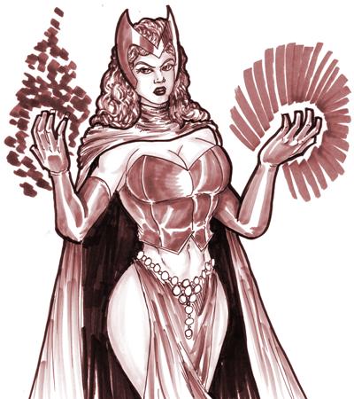 324 – Scarlet Witch