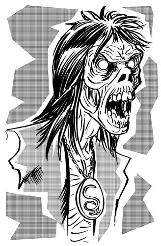 273 – Simon Garth, The Zombie