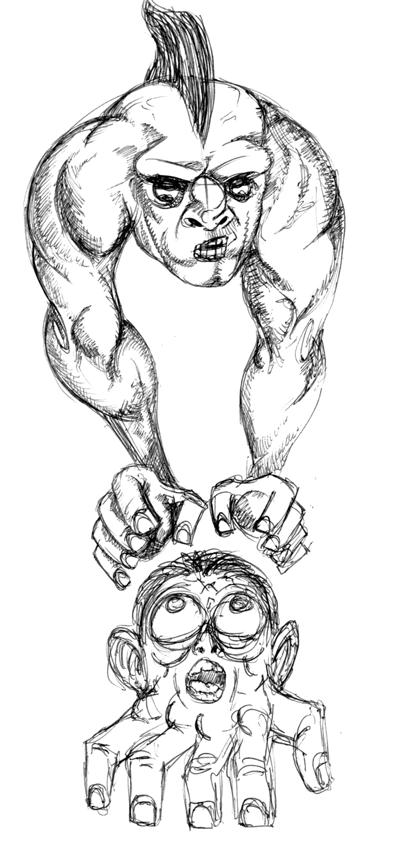 052 – SPACE Sketch