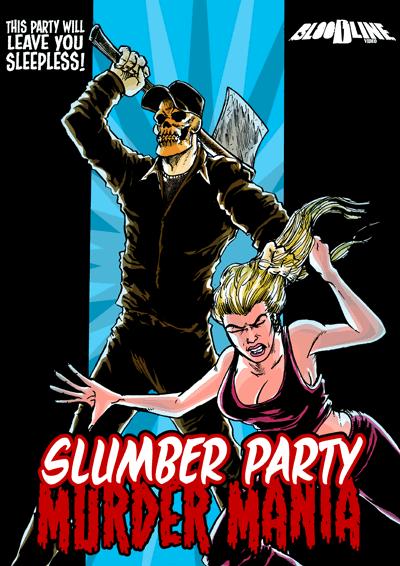 Slumber Party Murder Mania