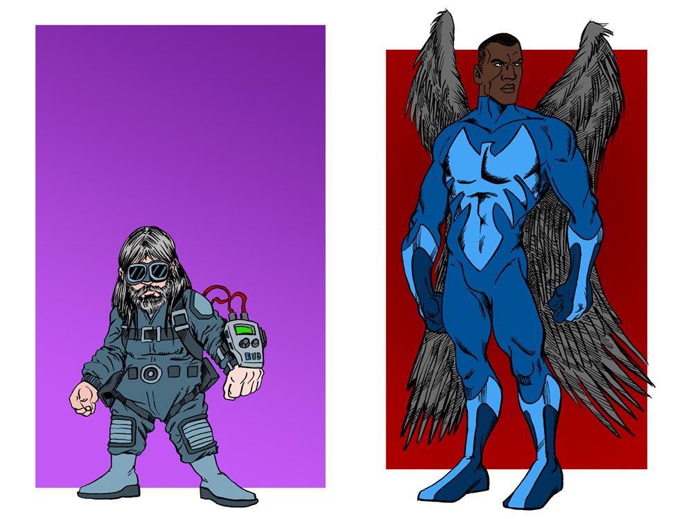 Squadron Supreme, Part 3