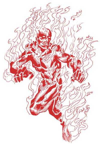 032 – Human Torch