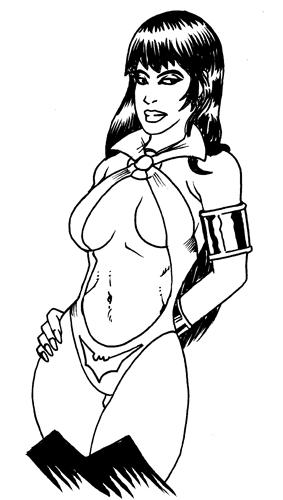 252 – Vampirella