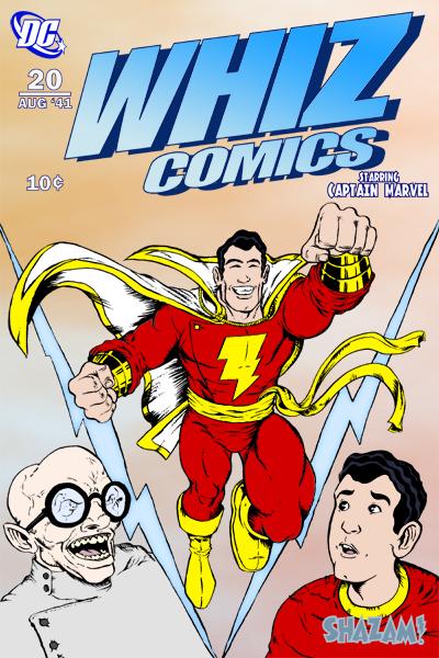 187 – Whiz Comics No. 20