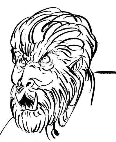 263 – Werewolfman