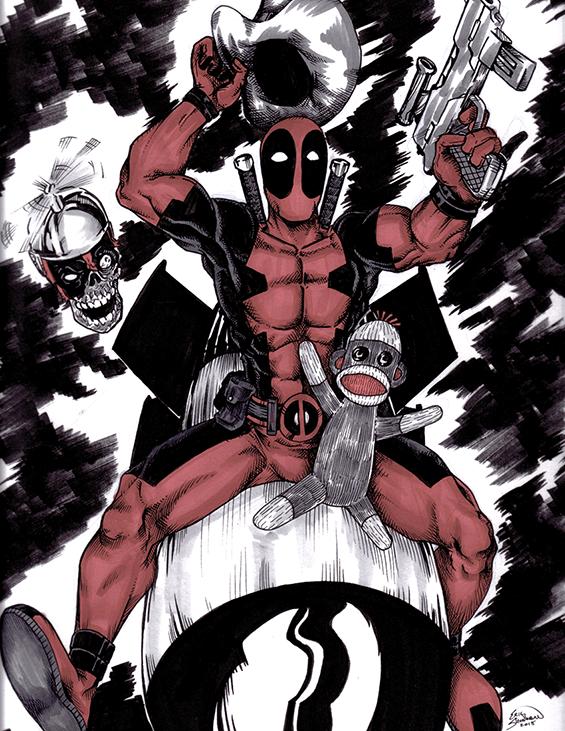 234. Deadpool