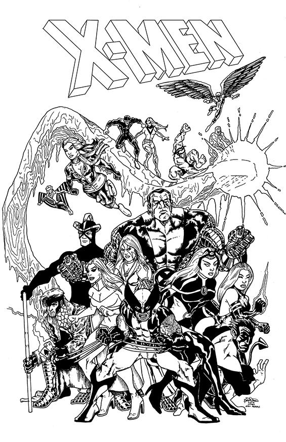 263. X-Men