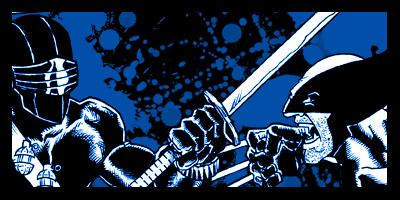 Snakes Eyes v. Wolverine